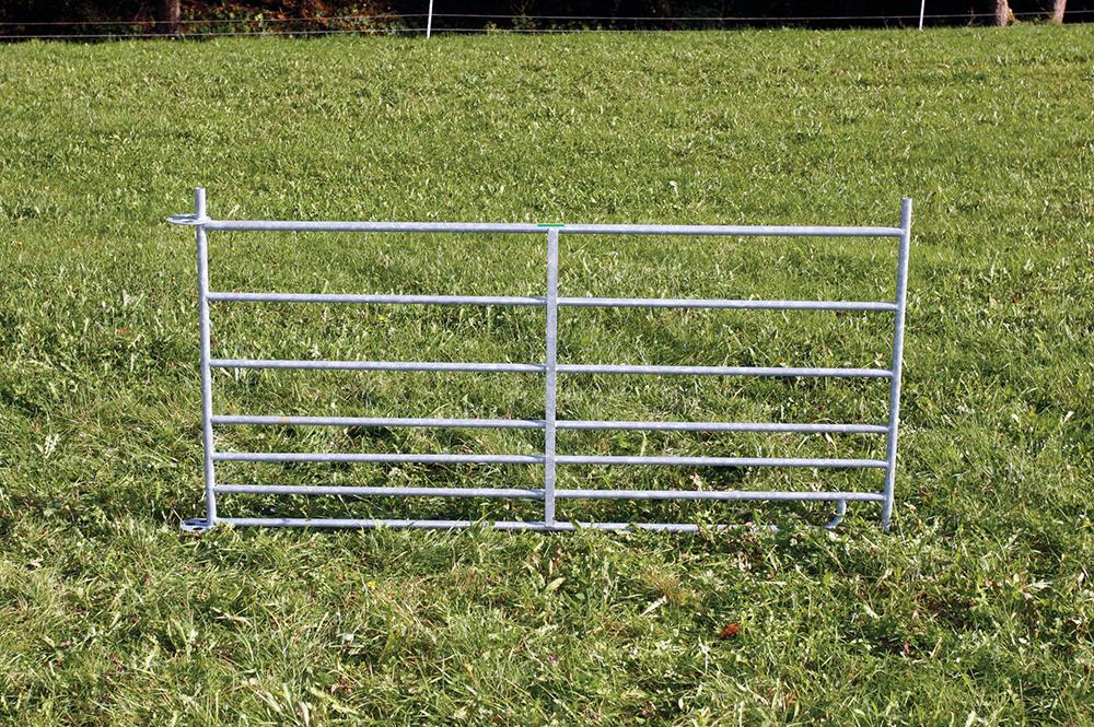 Steckfix-Horde XL 8 Rohre, Höhe 1,10 m