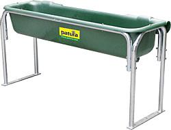 Bodengestell f. Kunststoff-Langtrog 120l passend für 333150 und 33315109