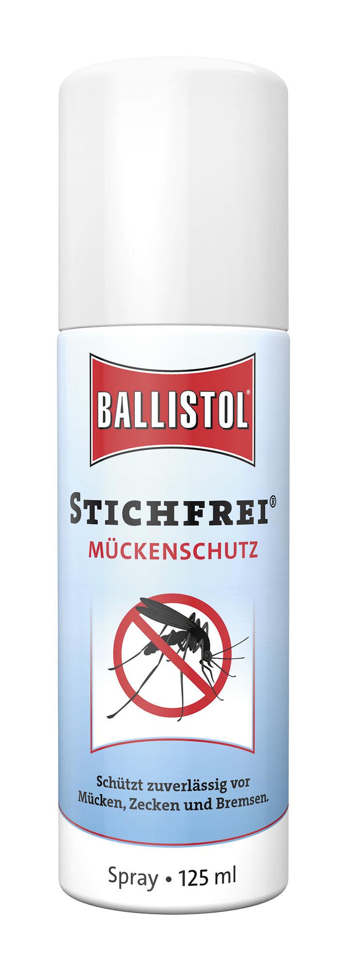 Ballistol Stichfrei Zecken- u. Mückenschutz Spray 125 ml