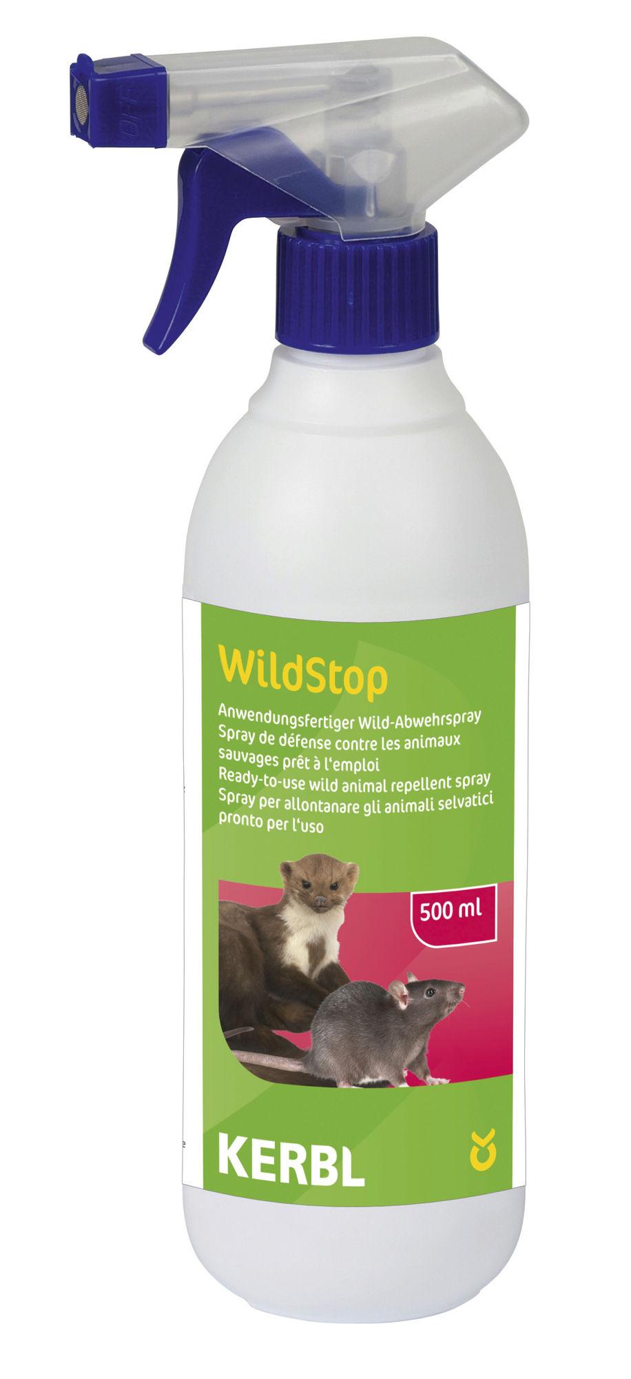 WildStop Spray 500ml anwendungsfertig