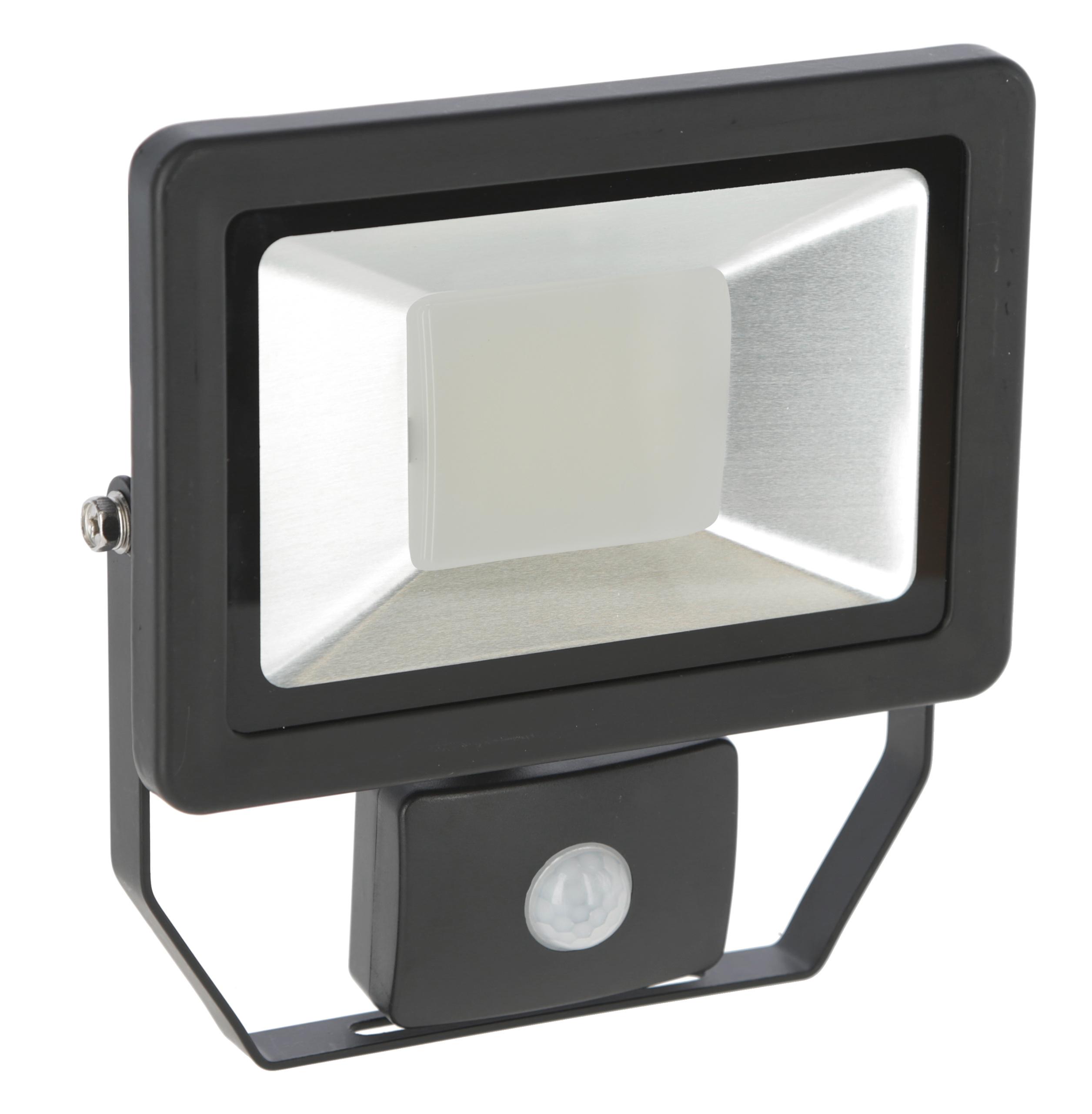 LED Außenstrahler 30W. mit BWM Mod. 2020