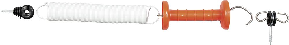 Torspannfederset, ultra-weiß bis 5 m Breite
