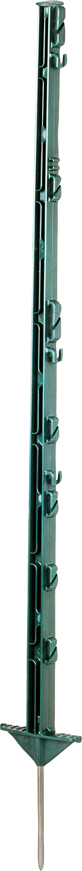 Kunststoffpfahl grün (10 Stück / Pack)