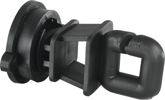 Schraub-Universalisolator für Pfähle bis 12 mm (25 Stück / Pack)