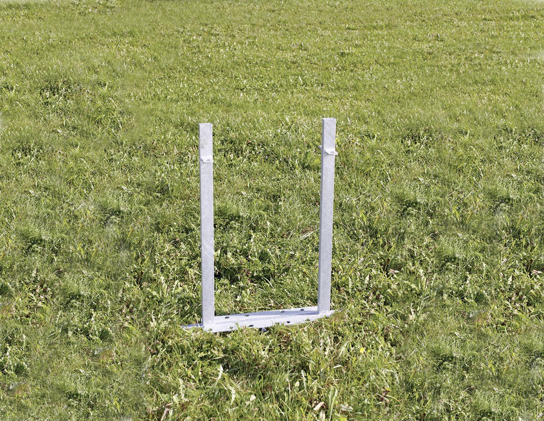Rahmen für Treibgang, Schafe verzinkt