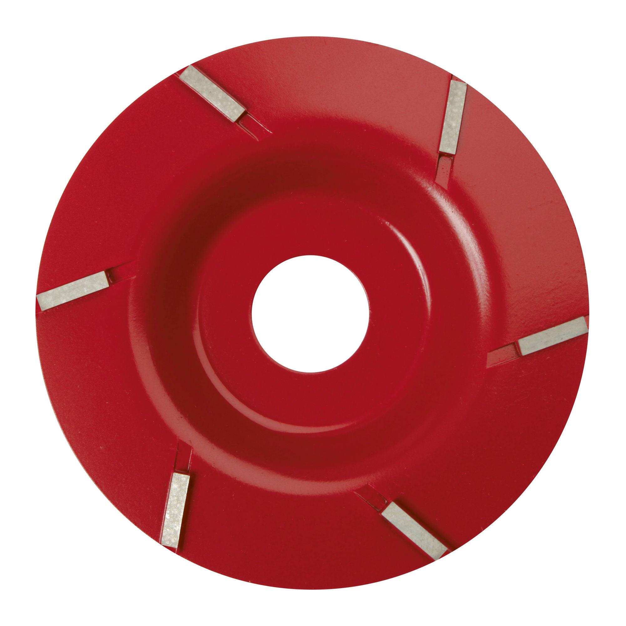 Klauenschneidscheibe P6 105 mm, 6 Schneiden