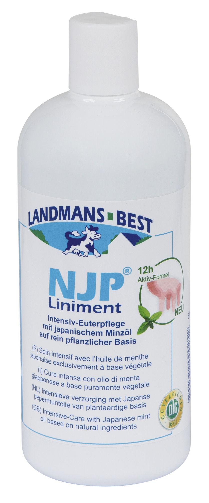 Original NJP Liniment 500ml