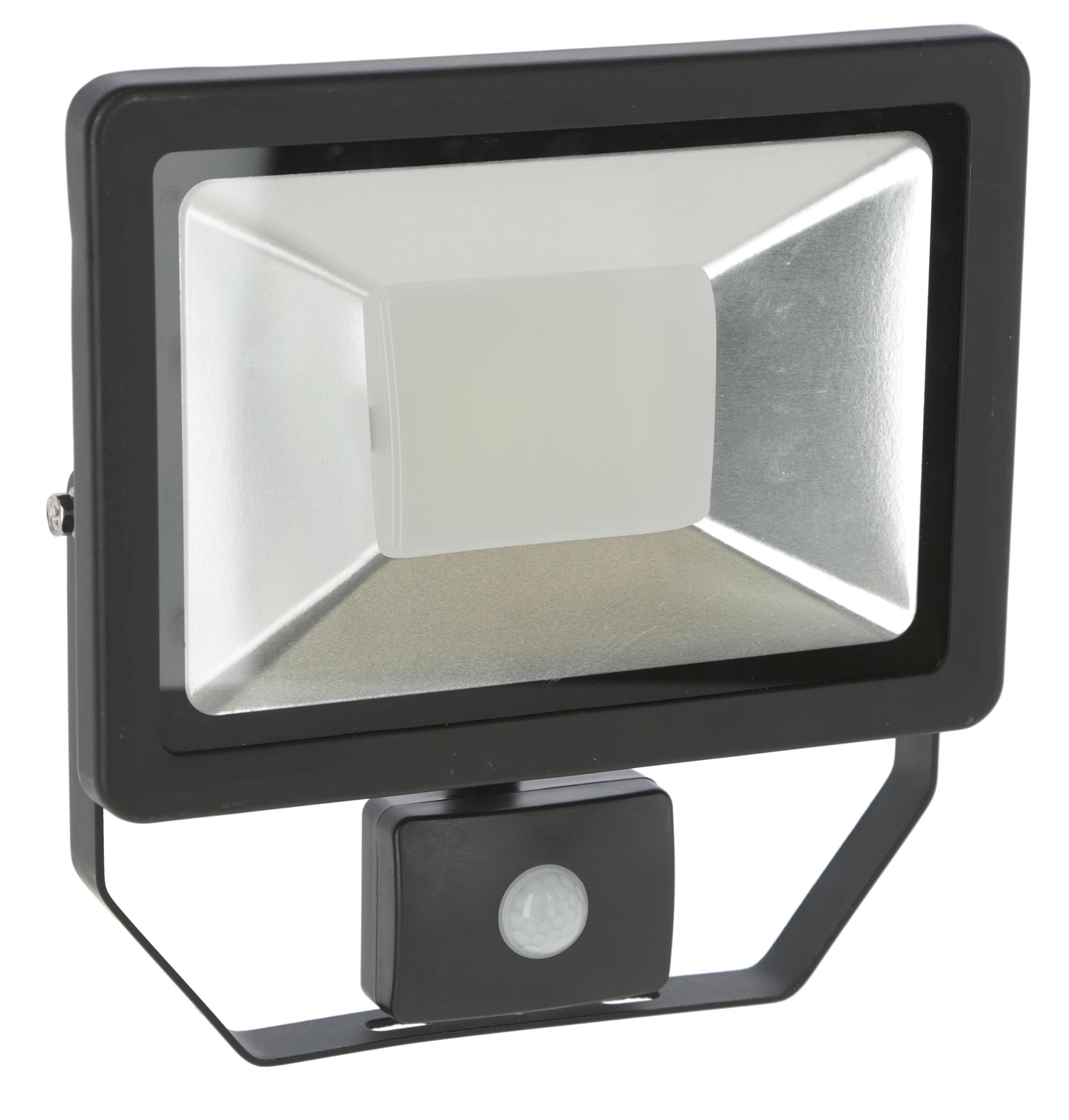 LED Außenstrahler 50W. mit BWM Mod. 2020