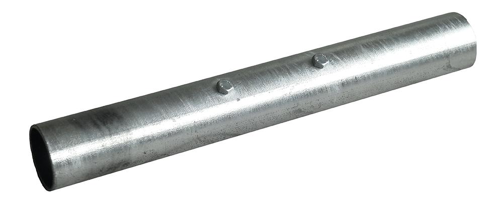 Verbindungsrohr 400x70mm für Liegeboxenbügel Universal