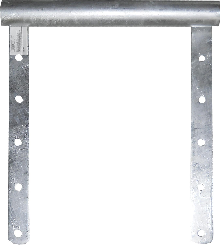 Wandhalter Nackenrohr niedrige Seitenwand