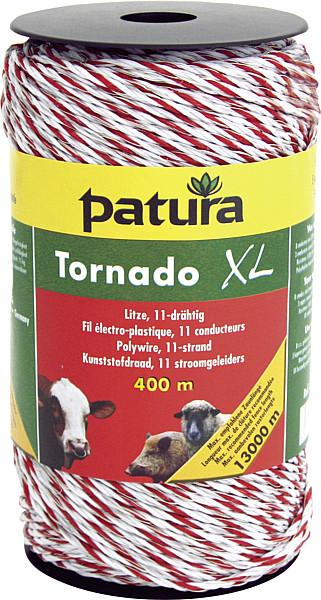 Tornado XL Litze, 8 Niro 0,20 mm, 3 Cu 0,30 mm