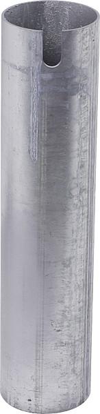 Einbauhülse, 30 cm für Pfosten 76mm d= 76 mm, vz