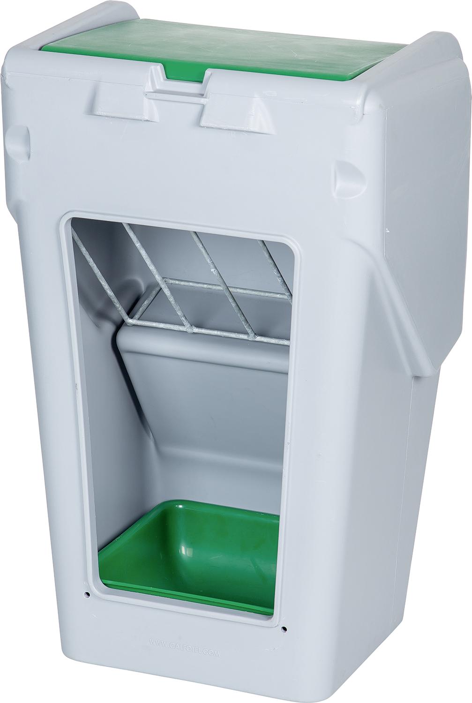 Futterautomat Kunststoff (Modell 2015), für Kälberhütten
