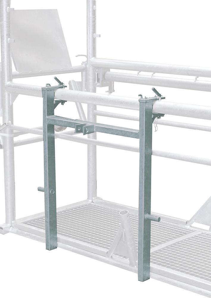 Dreipunkt-Anbaubock, für Klauenpflegestand, vz