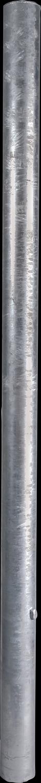 Pfosten d=102 mm, L=2,25m Wanddicke 6mm