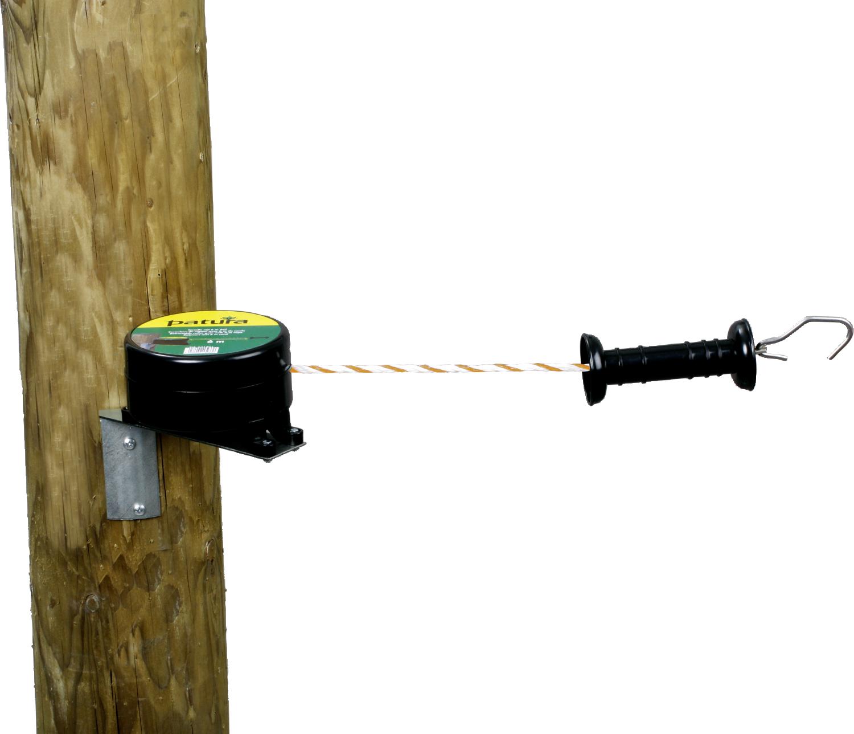 Torrolle mit Seil