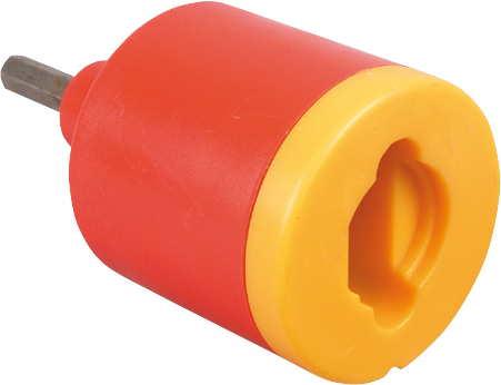 Isoflott, Einschraubvorsatz für Akkubohrer (1 Stück / Pack)