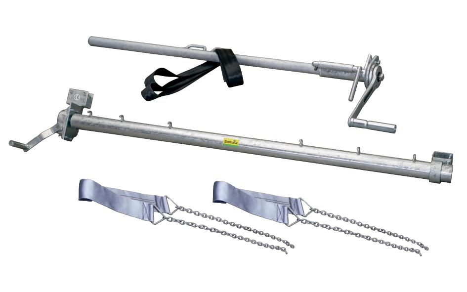 Klauenpflegeeinrichtung für A5000 Bauchgurtwinde und Hinterfußwinde mit