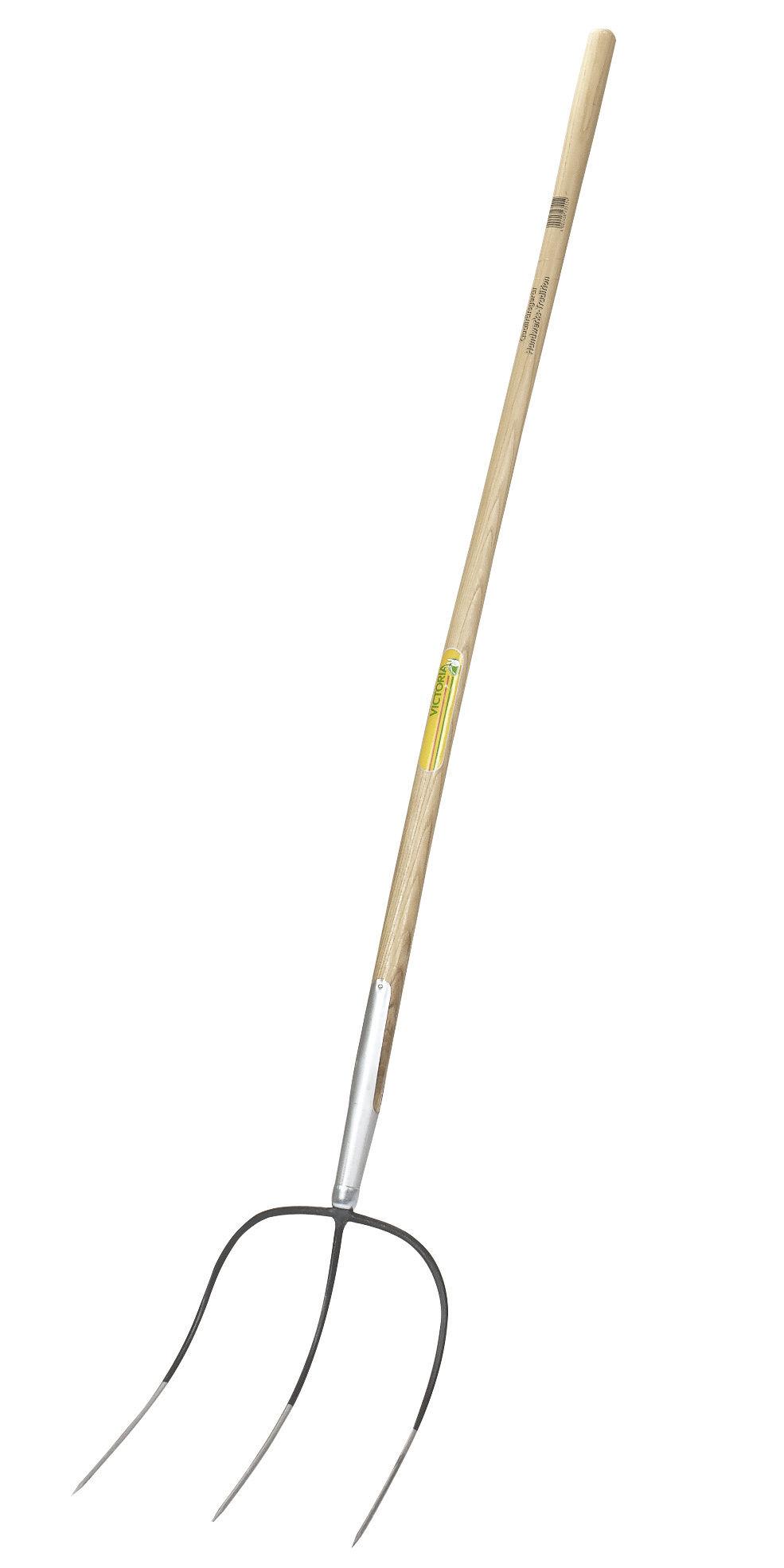 Heugabel 3955 mit 135cm-Esch.St., 3zk., 37x32cm