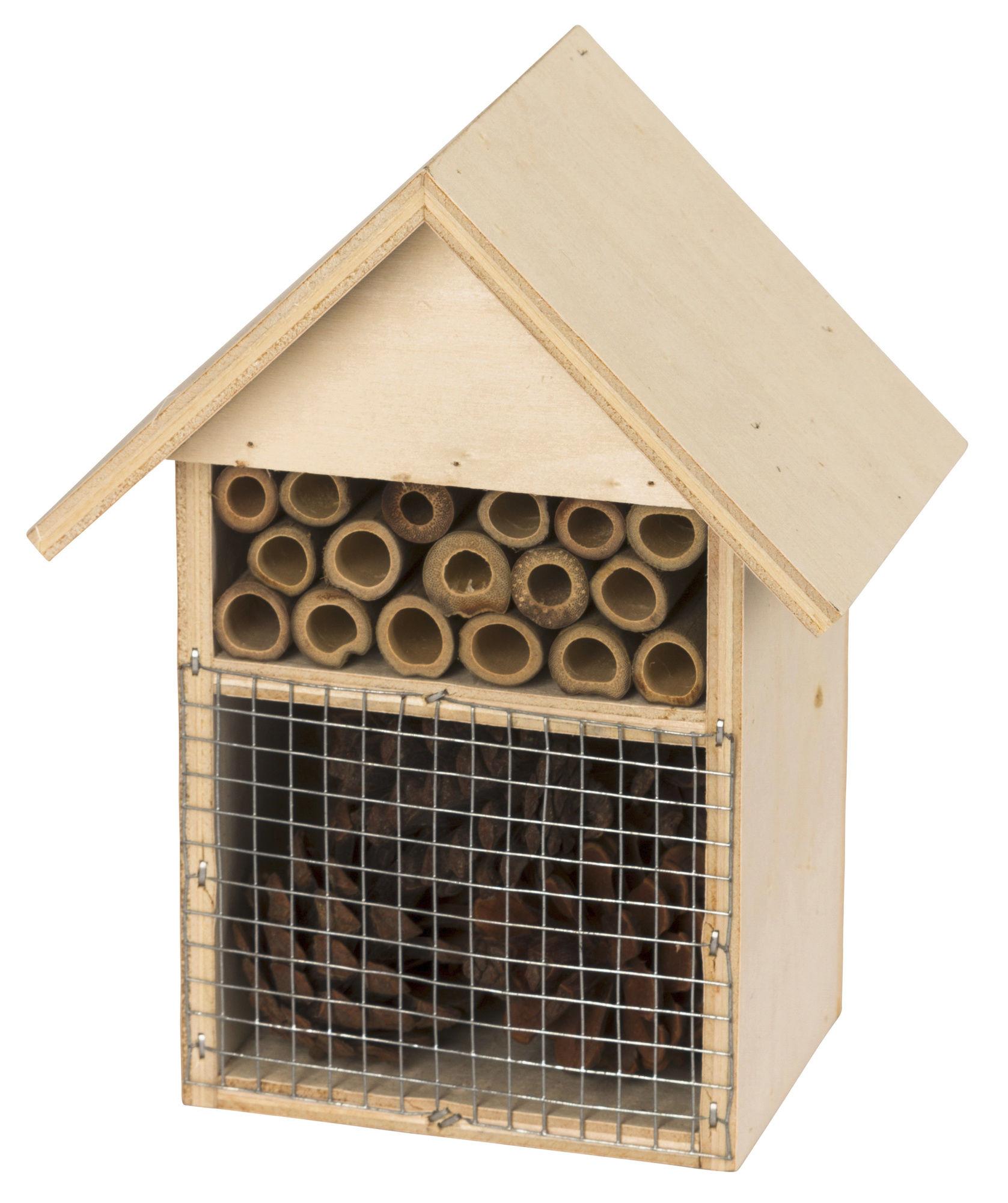 Insektenschutz-Haus 14x9x18 cm