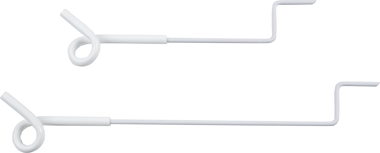 Abstandhalter mit Ösenisolator, zum Annageln (5 Stück / Bund)