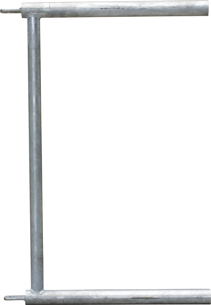 Verlängerung Freßgitter, Bausatz