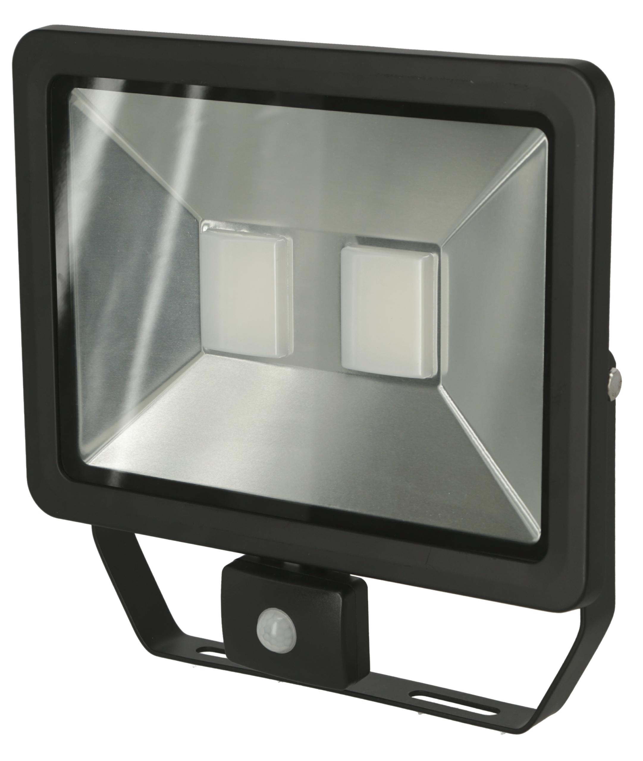 LED-Außenstrahler 100W mit BWM Mod. 2020