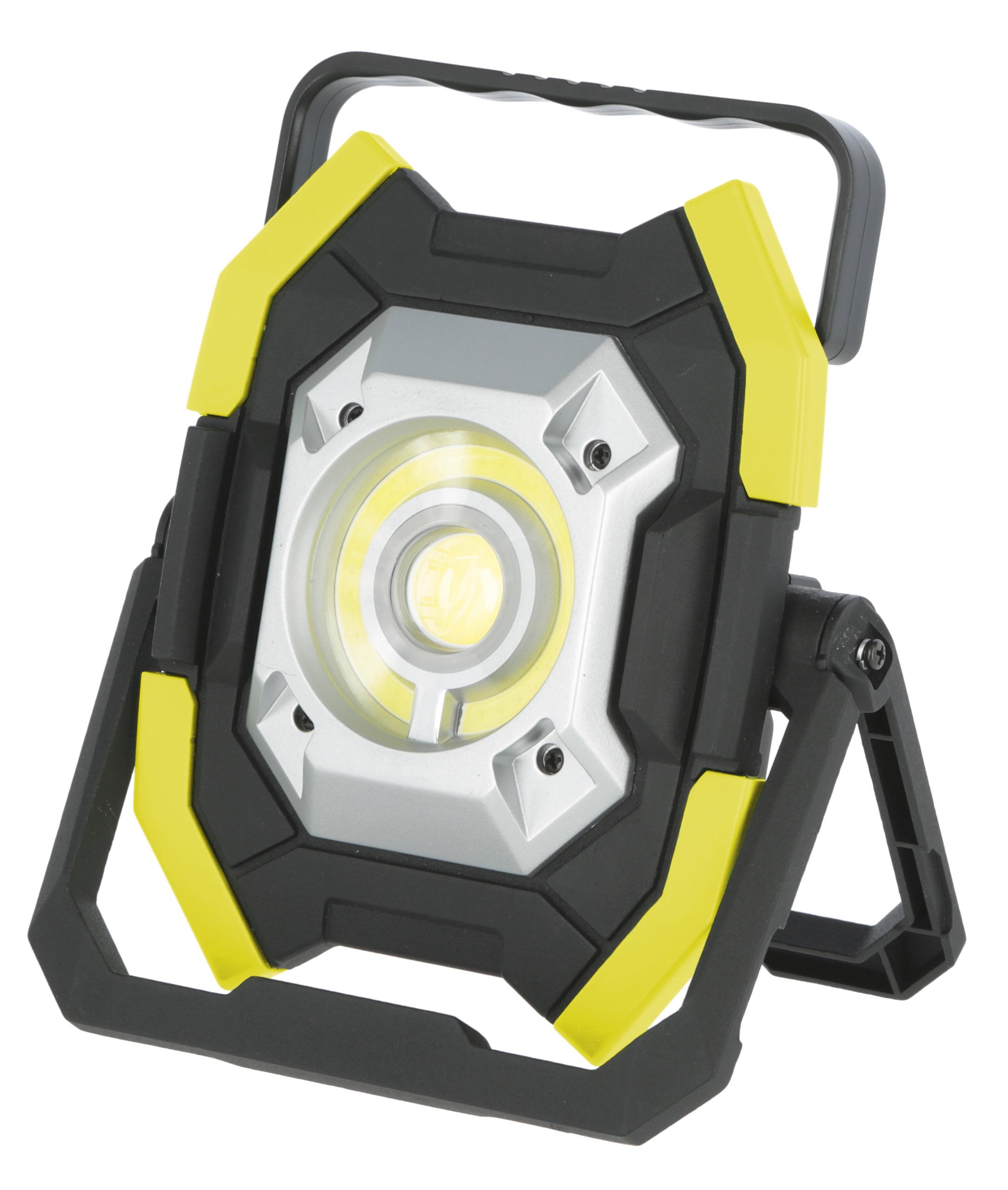 Mobiler LED-Akkustrahler, WorkFire Pro 30W