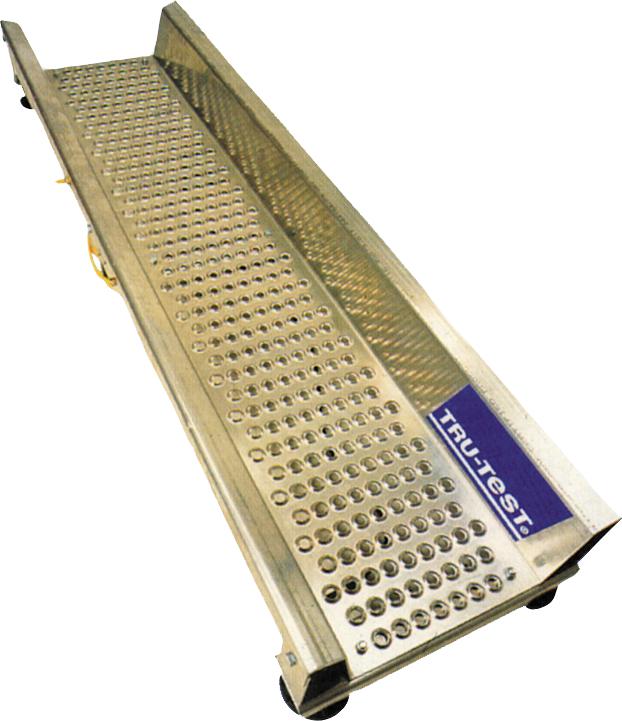 Wiegeplattform Alu 2230 x 610 x 250 mm