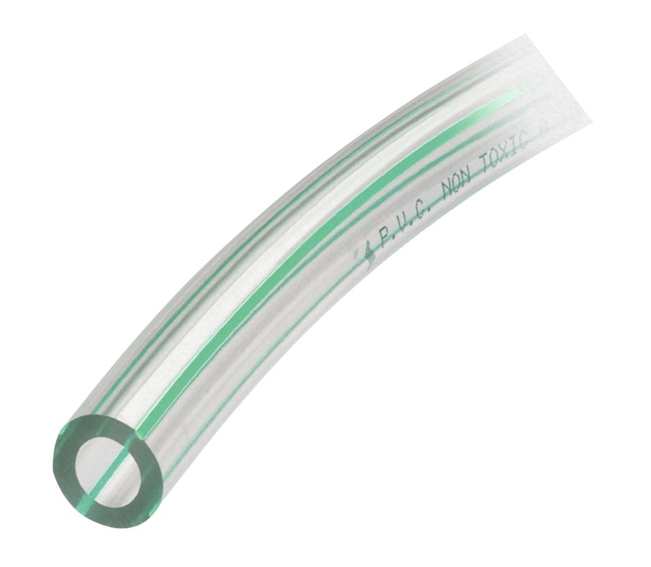 Hauptmilchschlauch PVC durchsichtig 16 x 26 mm, 30 m