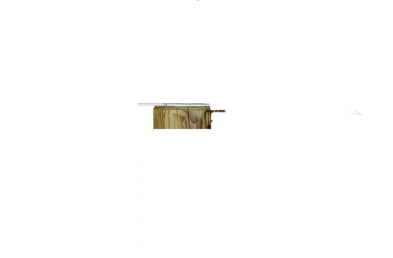 Abstandhalter mit Ösenisolator doppelt 80 cm (5 Stück / Bund)