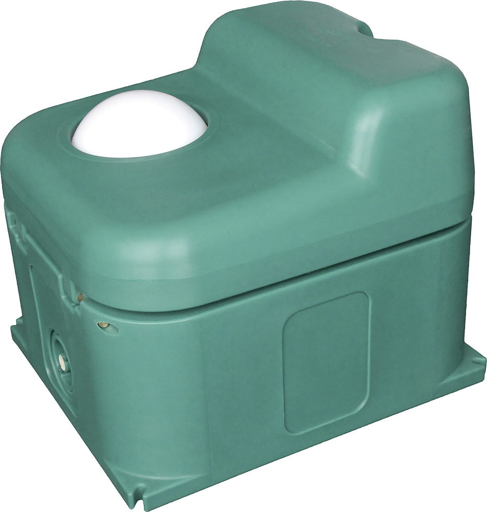 Thermo-Quell Mod. 630, 1 Ball Isolierte Tränke, 40 Liter