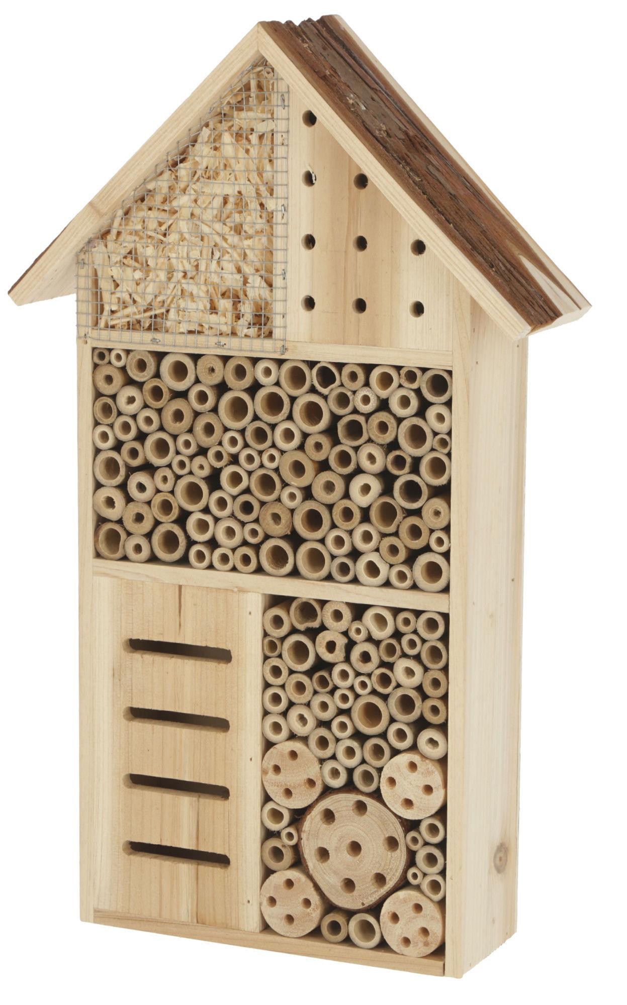 Insektenschutz-Haus  29x8x28 cm