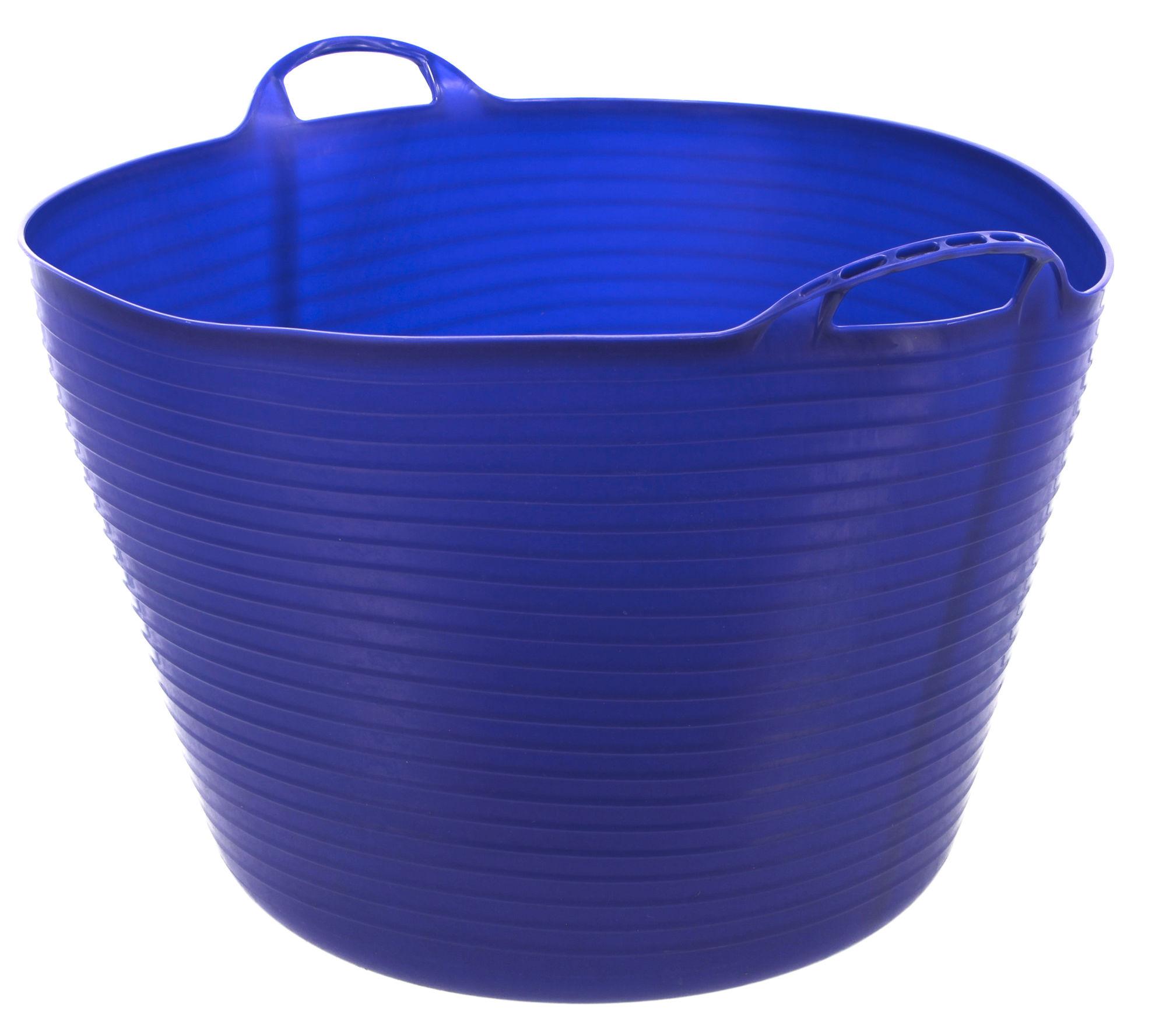 Flexibler Trog FlexBag blau 60l