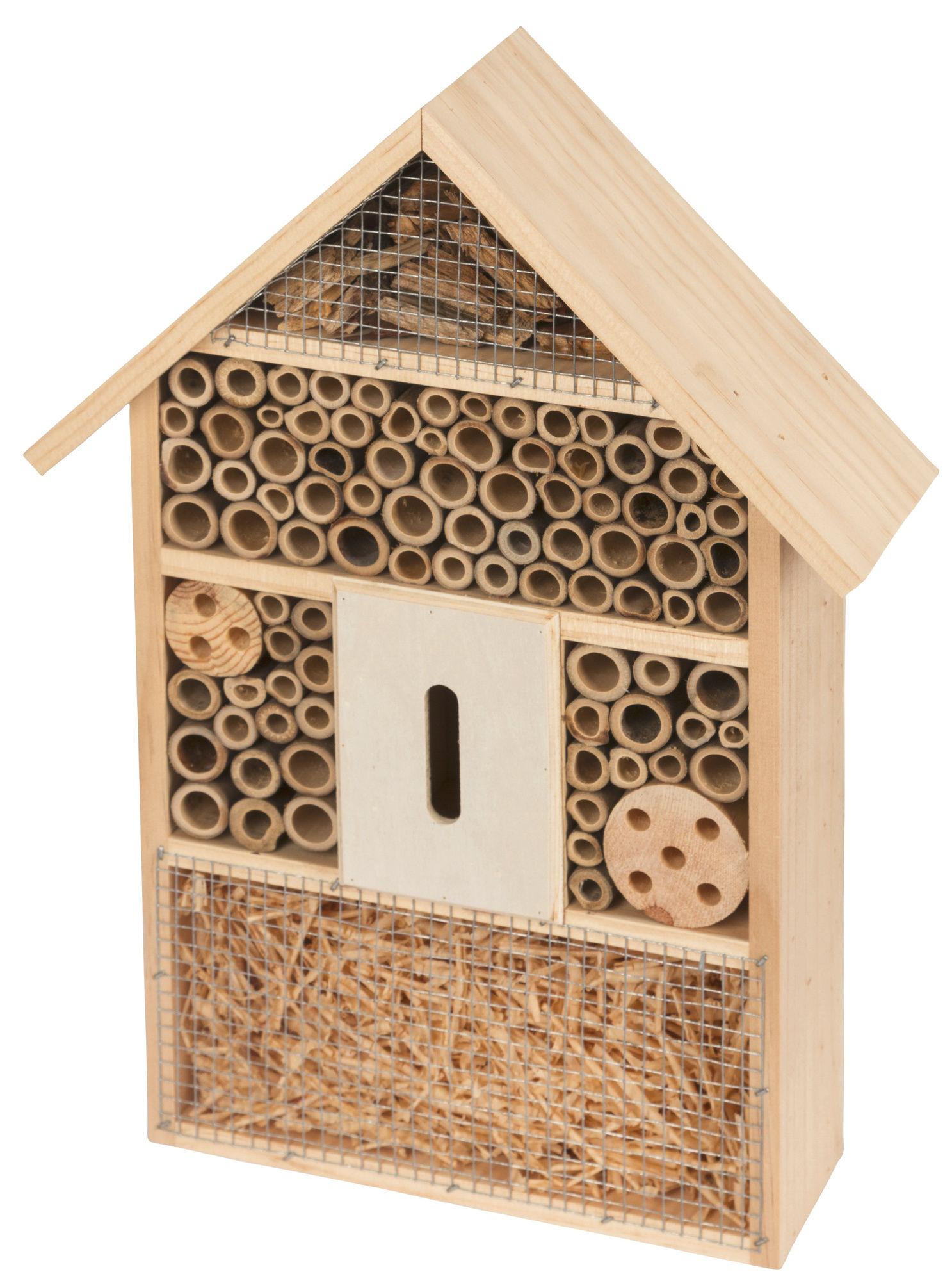 Insektenschutz-Haus 27,5x9x39,5 cm