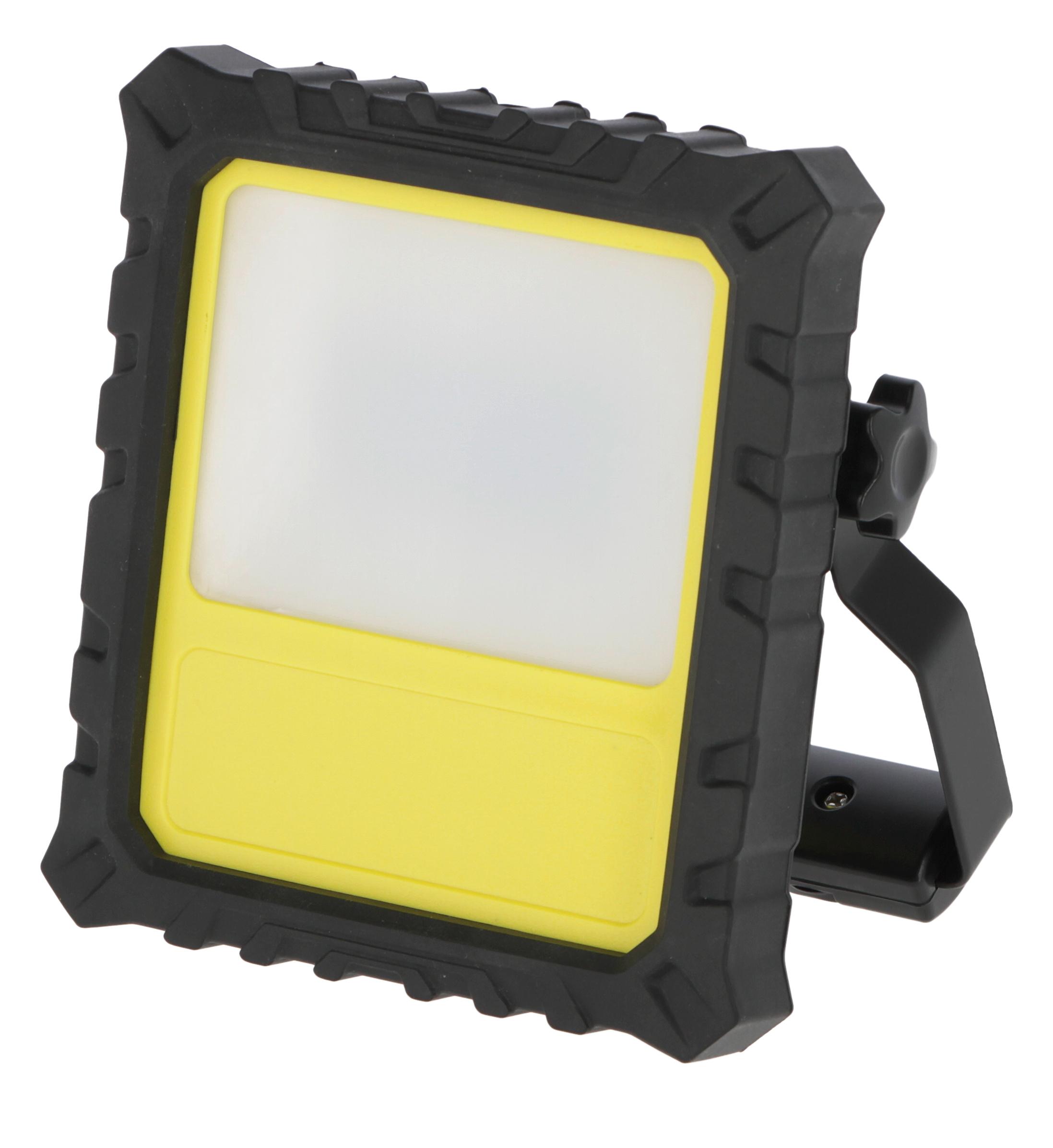 Mobiler LED-Akku-Strahler WorkFire Pro, 20W