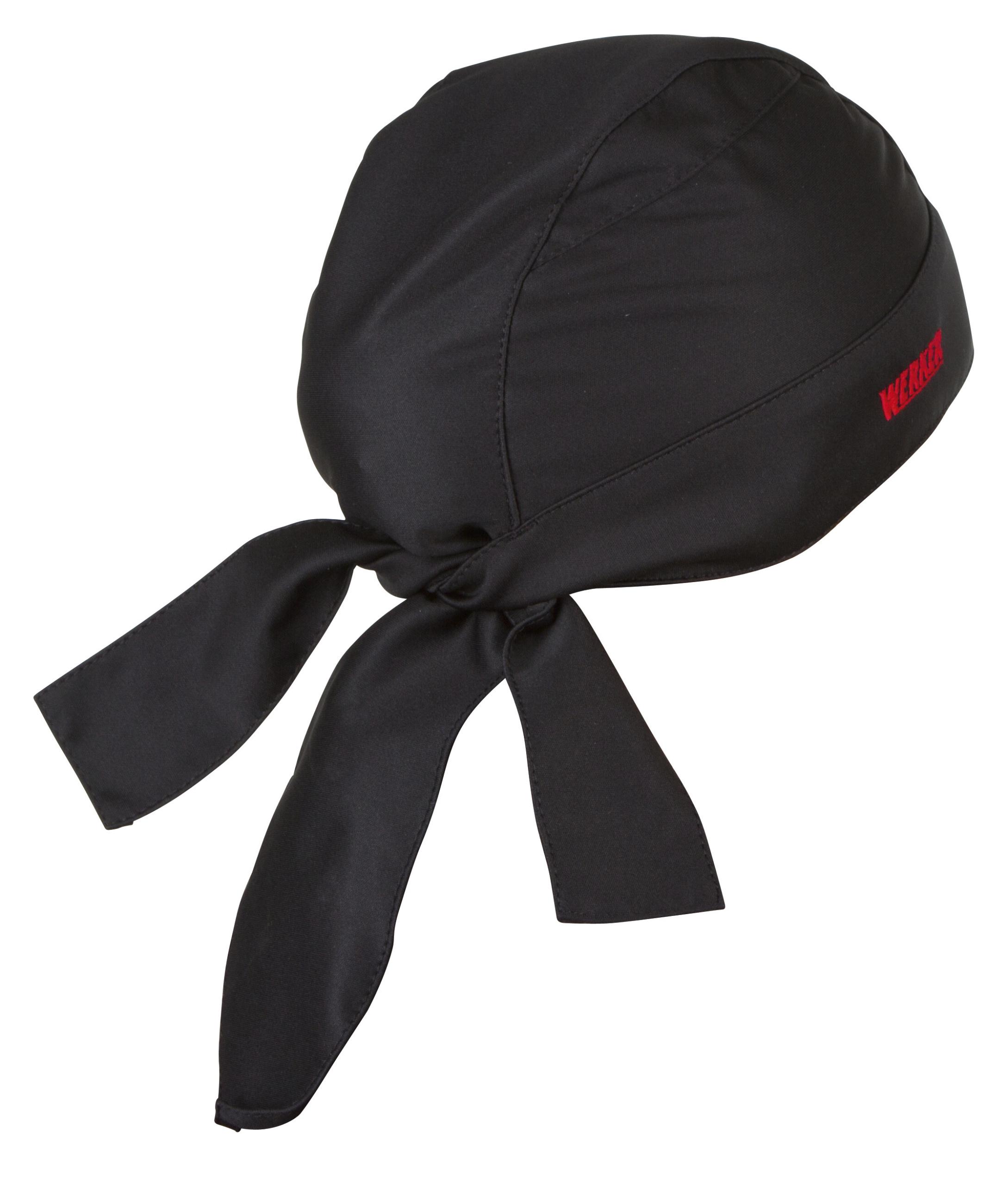 Anti-Geruchs-Kopftuch, Damen schwarz, Größe XS/S