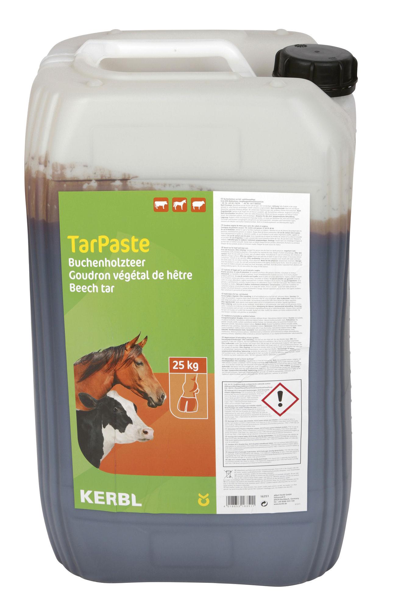 Buchenholzteer TarPaste flüssig, 25kg