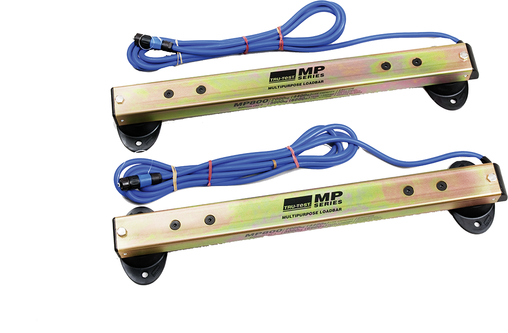 Wiegestäbe MP800, 80 cm (2 Stück / Pack)