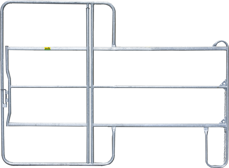 Panel-3 mit Tor, Länge 3,00 m, H= 2,20 m
