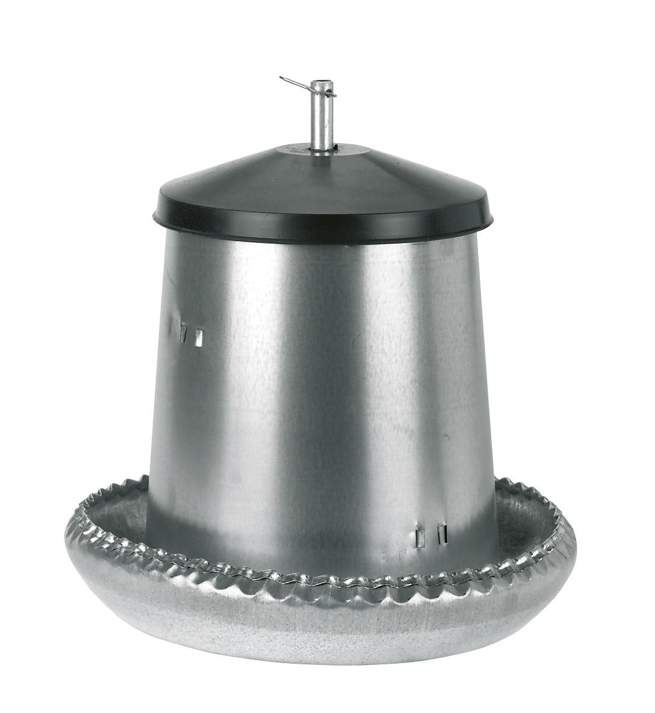 Futterautom.f.Küken verz.,5 kg