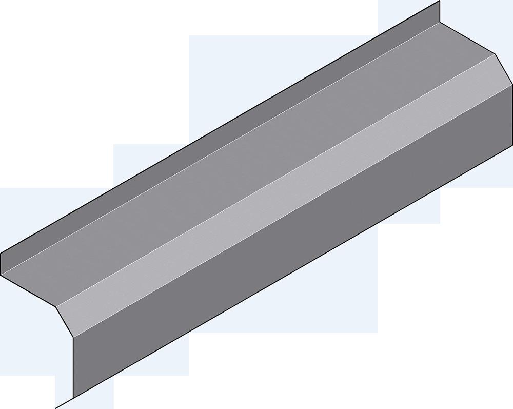 Abdeckhaube für Roll-Tore
