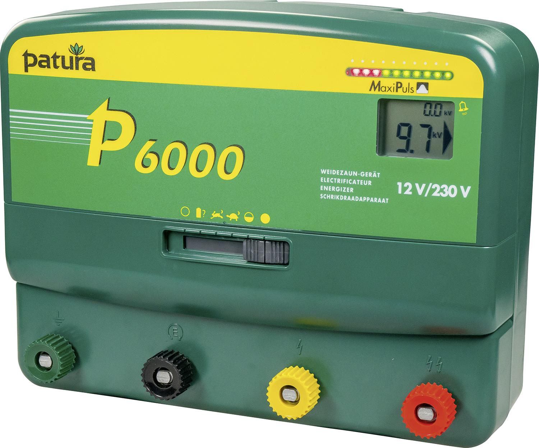 P6000, Multifunktionsgerät 230V / 12V MaxiPuls-Technologie, 15 Joule