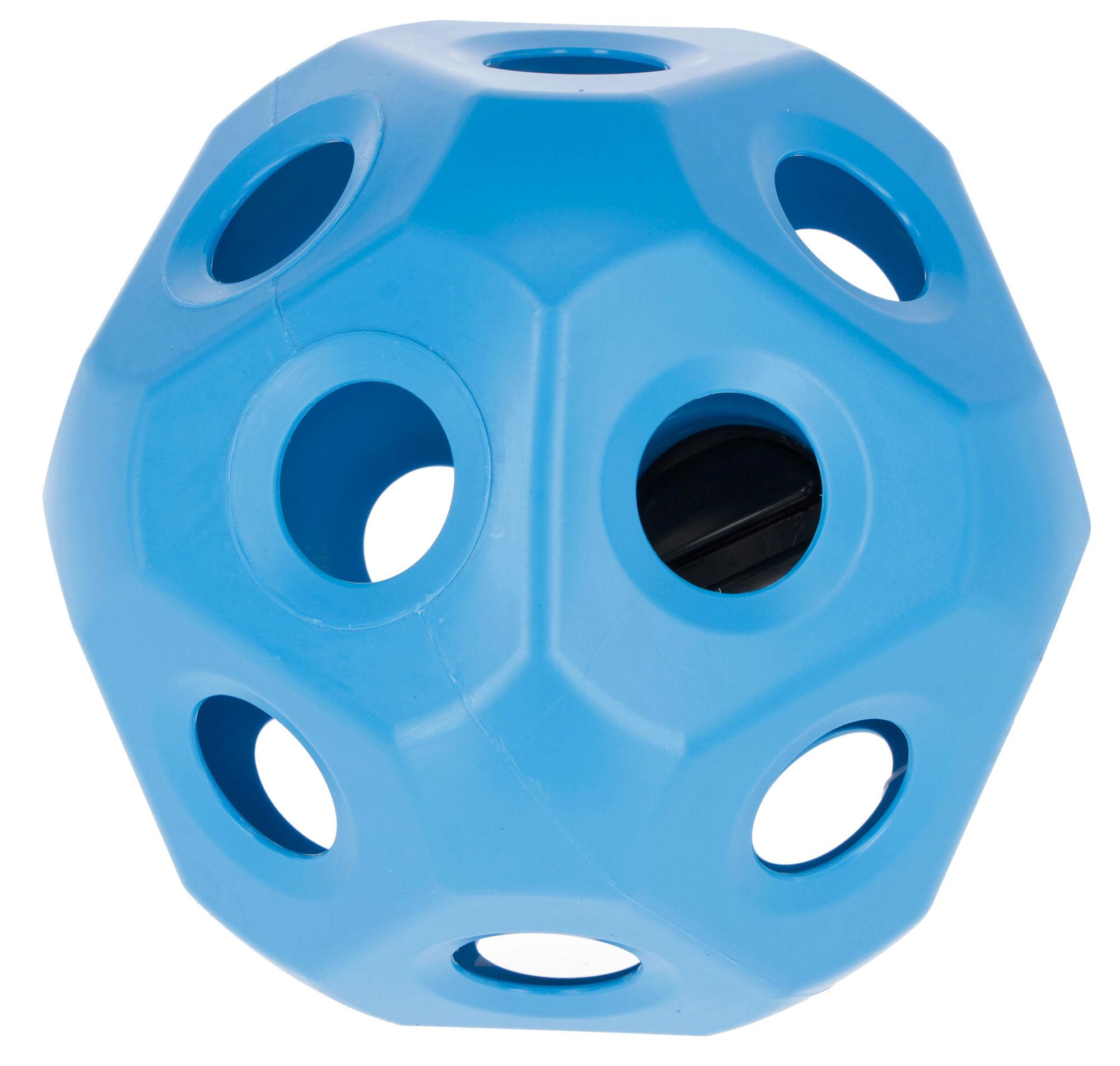 HeuBoy blau , Futterspielball