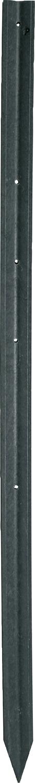 Kunststoff-Pfosten 1,85 m Kreuzprofil, gespitzt