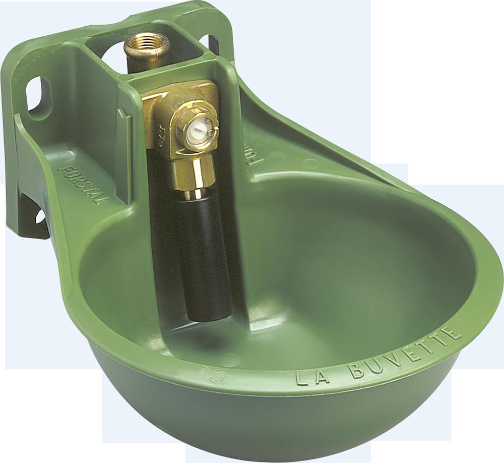 Rohrventil-Becken Mod. Forstal T-Stück