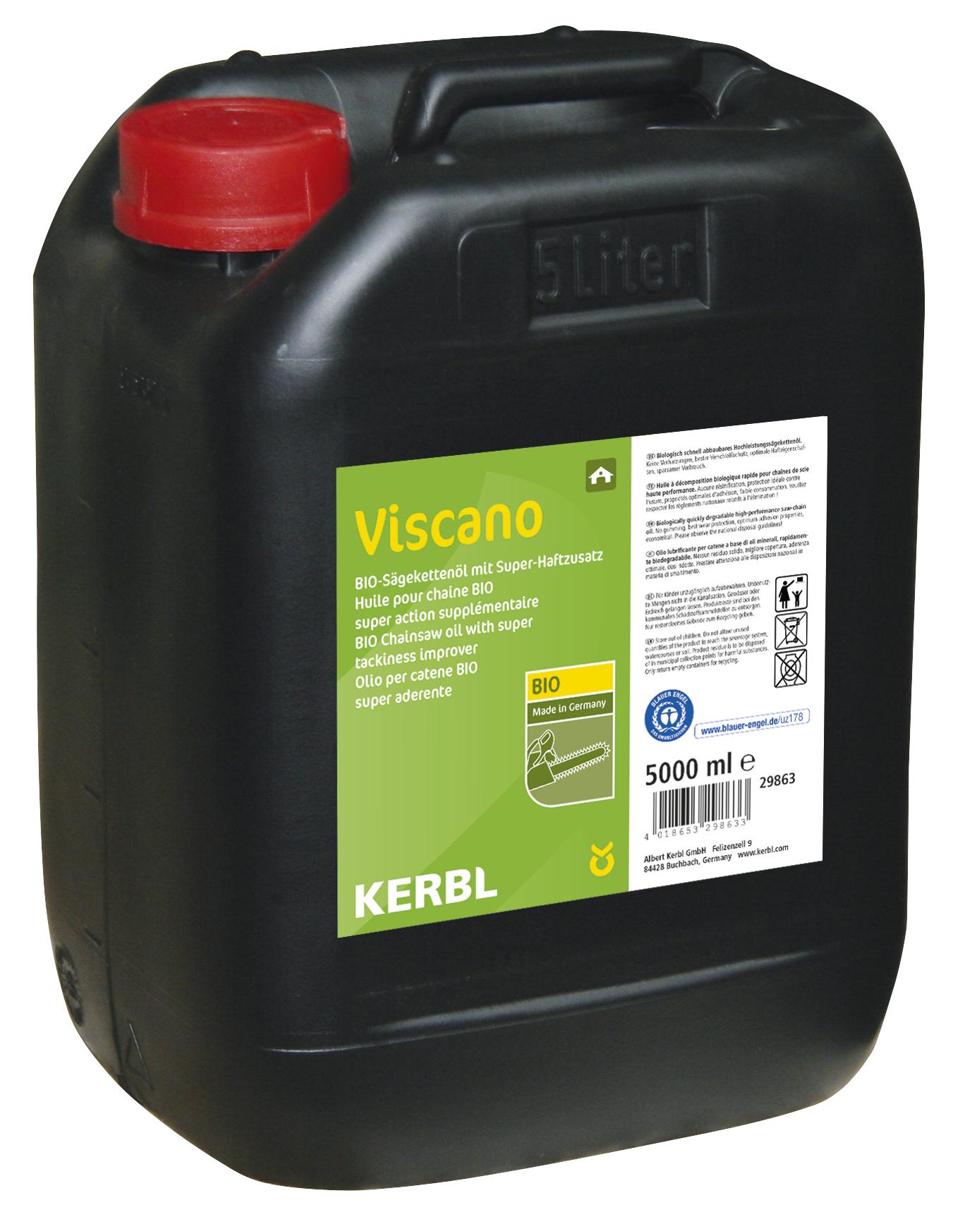 Viscano Bio-Sägenkettenöl 5l