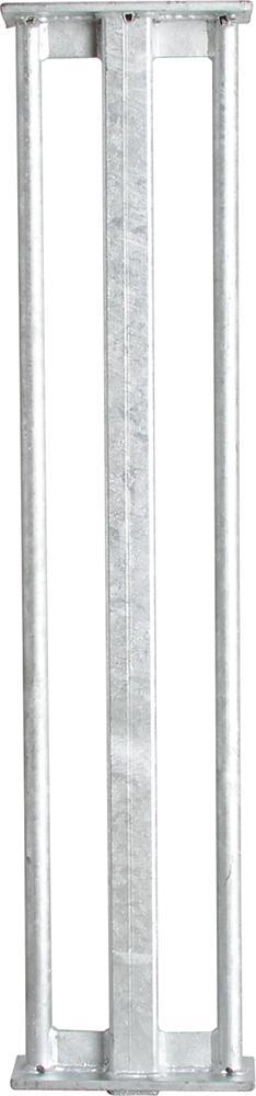Rammer, zum leichten Einschlagen der Hartholzpfähle