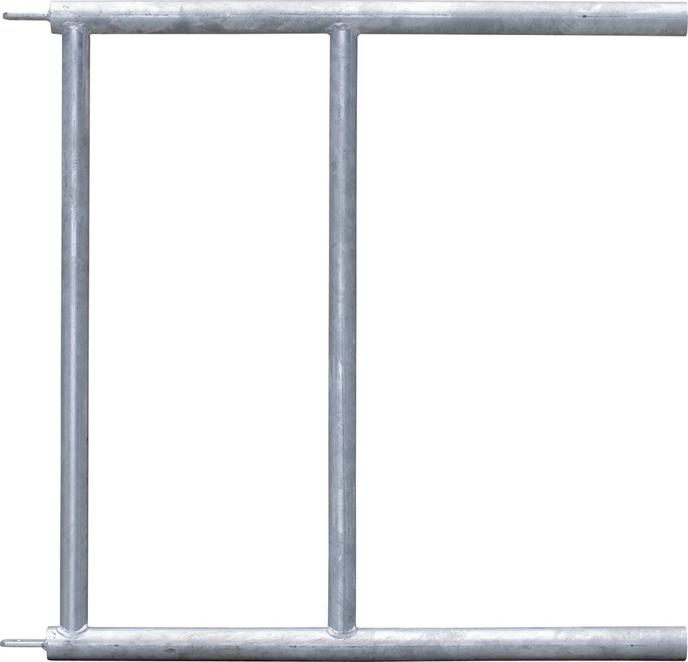Personenschlupf für Freßgitter, Bausatz