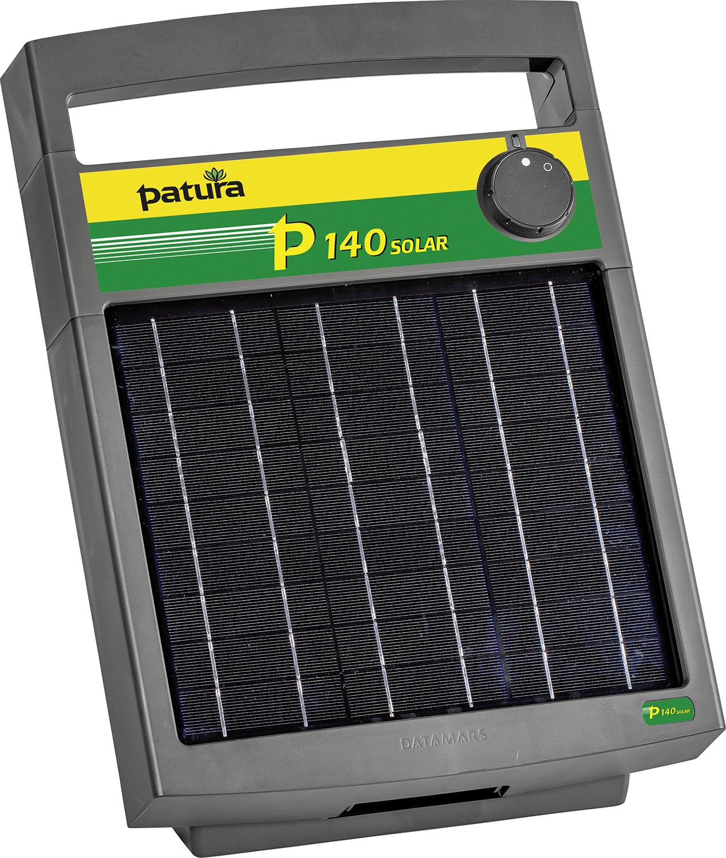 P140 Solar, Weidezaungerät